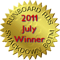 July 2011 Board of the month winner